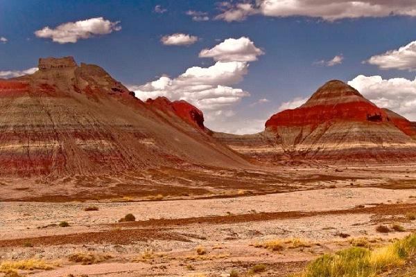 Painted Desert - Arizona-Most Fascinating Deserts