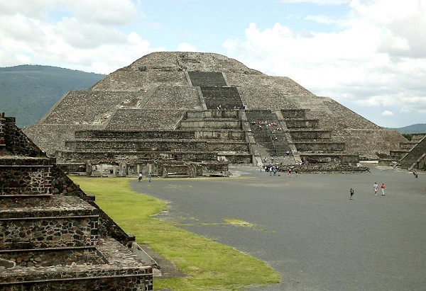 Teotihuacan-Most Mysterious Places In The World