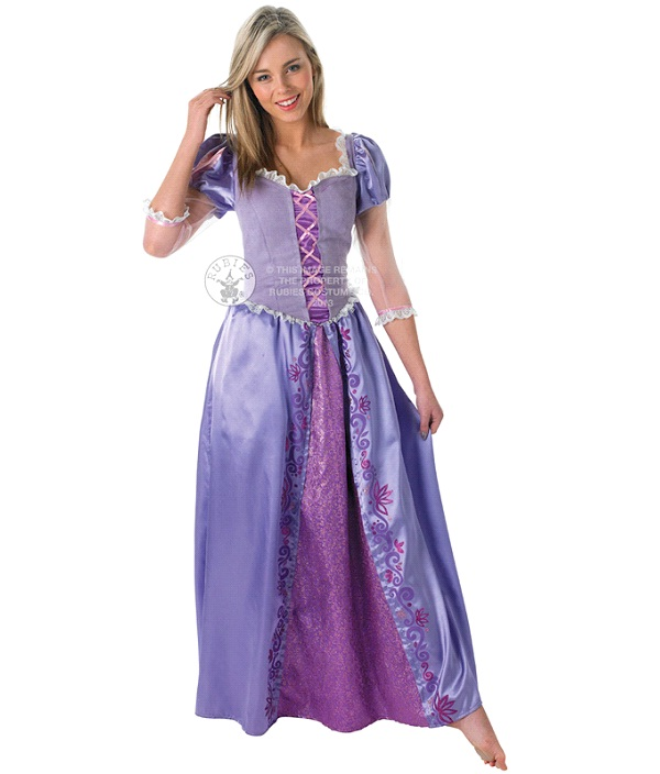 Rapunzel-Disney Dresses