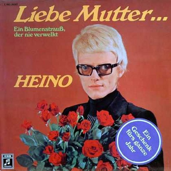 Heino-12 Most Painfully Awkward Album Covers In The History Of Music
