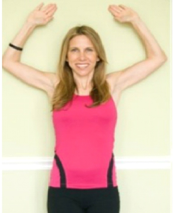 Use A Wall-Tips To Improve Your Body Posture