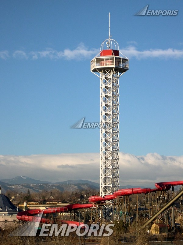 Elitch Gardens-Most Amazing Observation Towers