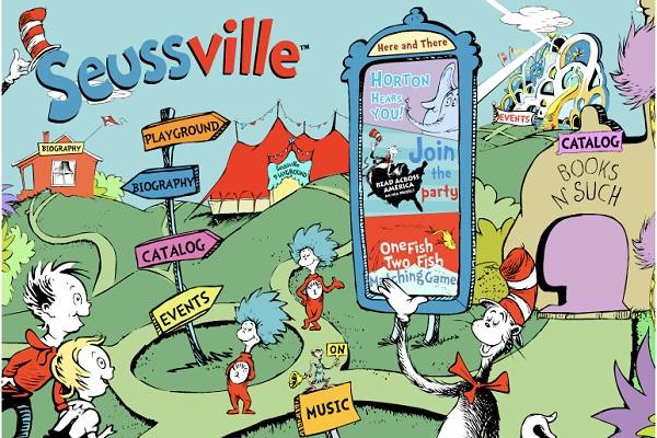 Seusville.com-Best Educational Websites For Kids