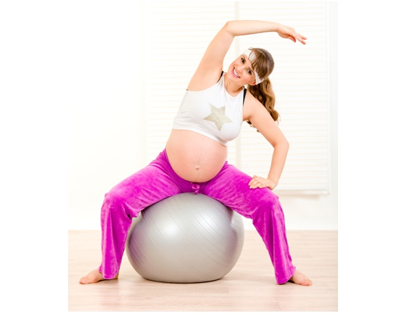 You can Exercise While Pregnant-Things You Didn't Know About Pregnancy
