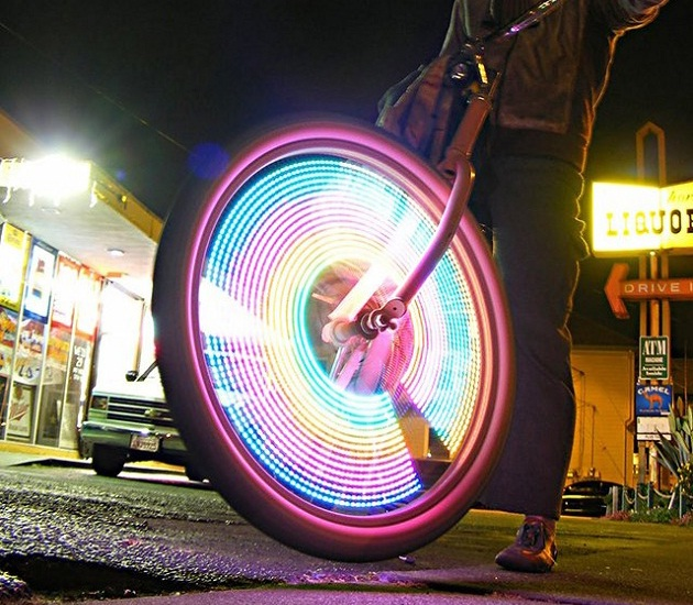 Bicycle wheels-Coolest LED Products