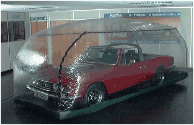 Bubble Car Cover-Creative Car Covers