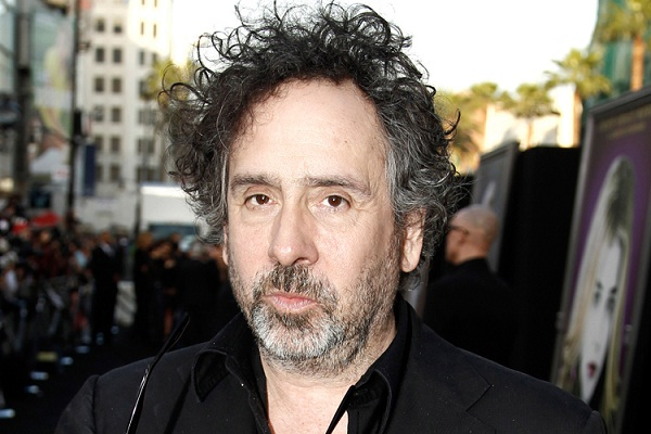Tim Burton-Autistic People Who Got Famous