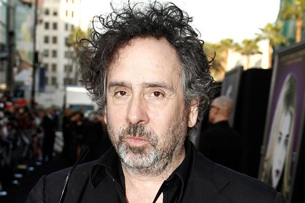 Tim Burton-Autistic People Who Got Famous