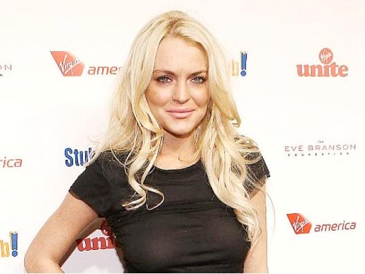 Lindsay Lohan-Celebs Who Got Arrested In 2013