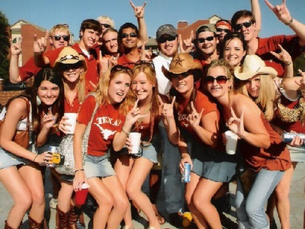 University of Texas at Austin-Hottest Colleges In The US