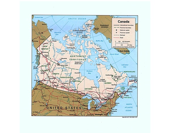 Northern Ontario Tried To Separate-Things You Didn't Know About Canada
