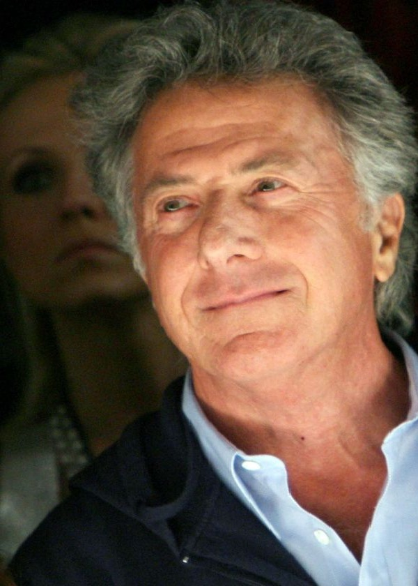 Dustin Hoffman-Celebrities Who Are Real Life Heroes