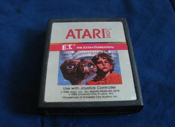E.T.-Video Game Trivia