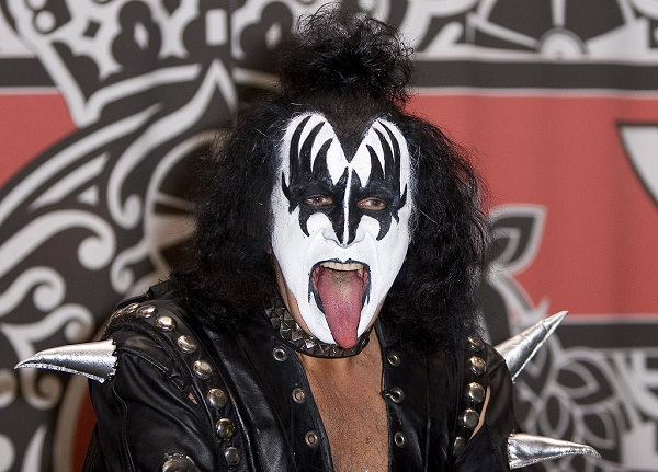 Gene Simmons-People Who Went From Rags To Riches
