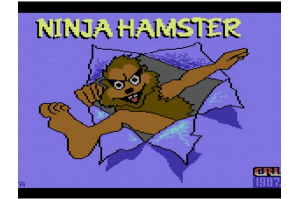 Ninja Hamster-Worst Video Game Names Ever