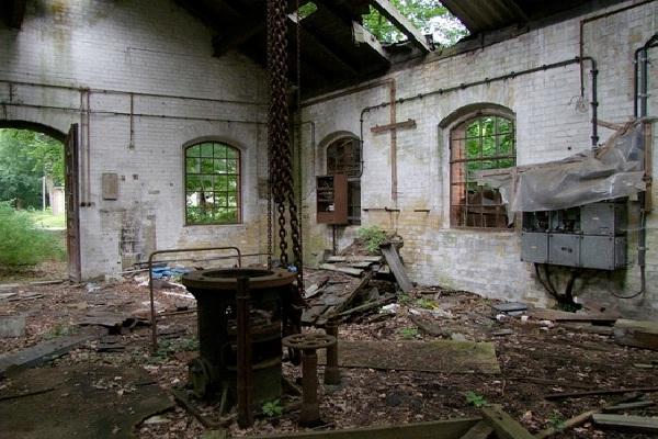 Beelitz Military Hospital - Berlin-Amazing Abandoned Mega Structures