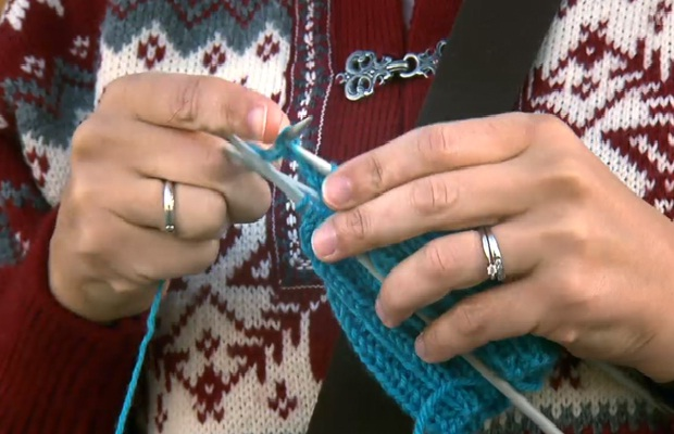 National Knitting Evening-Most Bizarre TV Shows