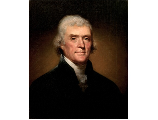 Thomas Jefferson-Best Presidential Quotes