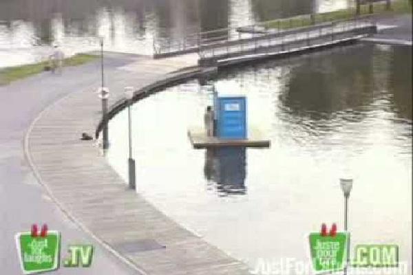 Floating toilet-Best Prank Videos Ever