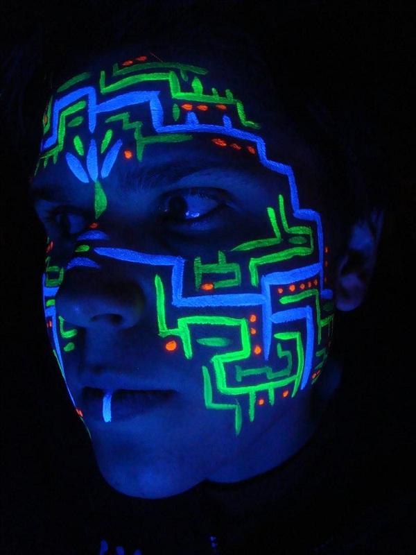 Body Paint-Coolest Ultraviolet Stuff