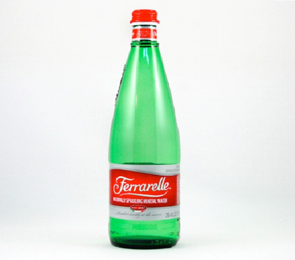 Ferrarelle Naturally Sparkling Mineral Water-Best Bottled Water To Drink