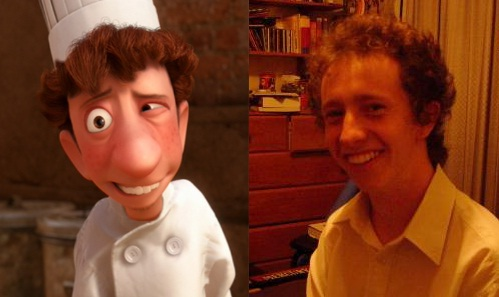 Cartoon Characters Their Real Life Counterparts
