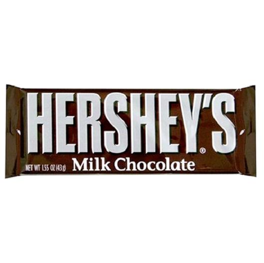 Hershey-Top 12 Chocolate Companies