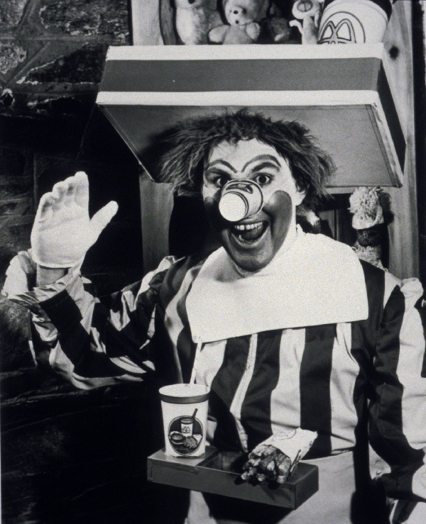 Ronald's origins-Mind Blowing Facts About McDonald's