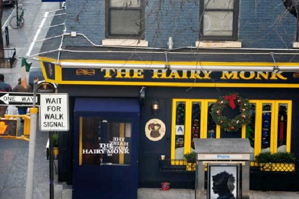 The Hairy Monk-Worse Restaurant Names Ever