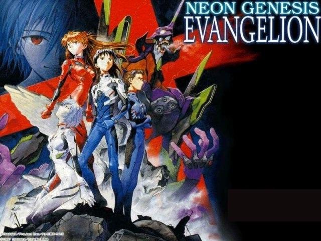 Neon Genesis Evangelion-Popular Anime Series