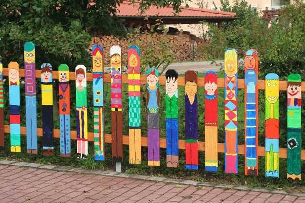 Kids fence-Most Creative Fences