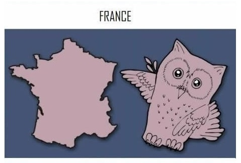 France-Creative Lessons On European Geography