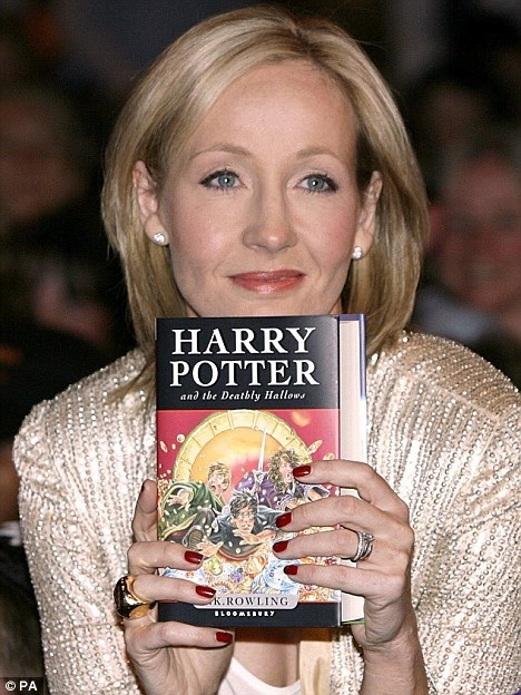 J.K. Rowling-Teachers Who Got Famous In Other Professions