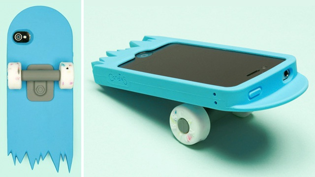 The broken skateboard-More Of Ridiculous IPhone Cases