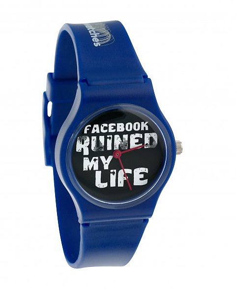 Losing time with Facebook-Amazing Products Inspired By Facebook