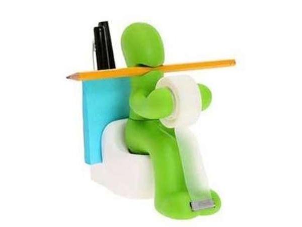 Toilet-Weirdest Pencil Holders
