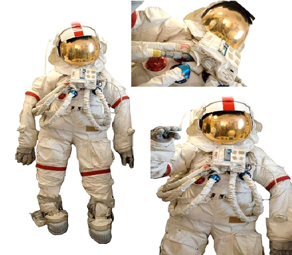 Apollo 17 Astronaut Space Suit-Really Bizarre Things/Services You Didn't Know You Could Buy Online