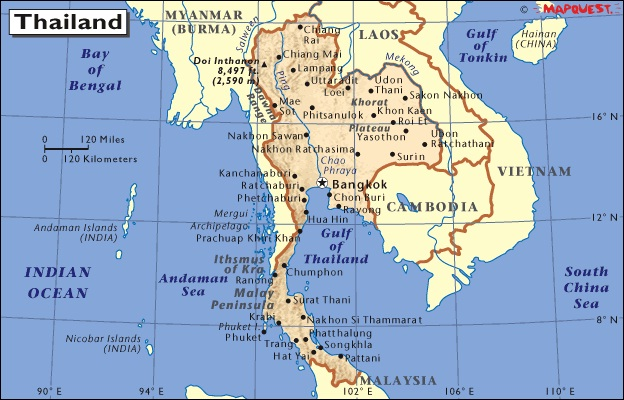 Thailand-Craziest Laws Around The World