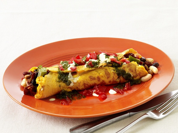 Tex-Mex-Creative Omelettes