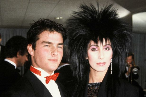 Tom Cruise and Cher-Worlds Oddest Couples