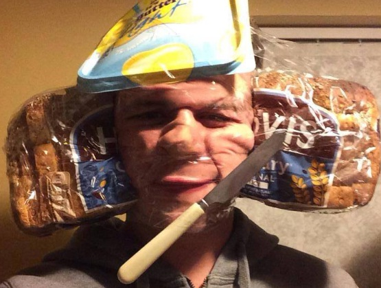 Are you hungry?-Sellotape Selfies