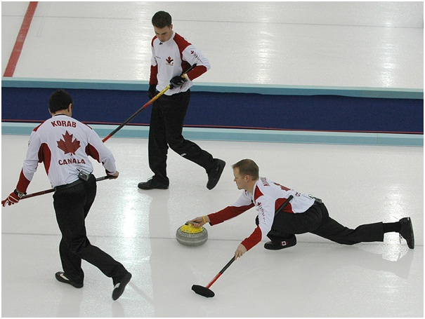 Curling-Sports Which Are Boring To Watch
