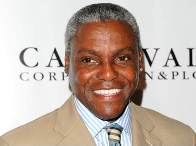 Carl Lewis-Celebrities Who Once Worked At McDonalds