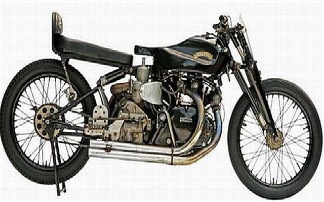 Vintage Black-Most Expensive Bikes In The World