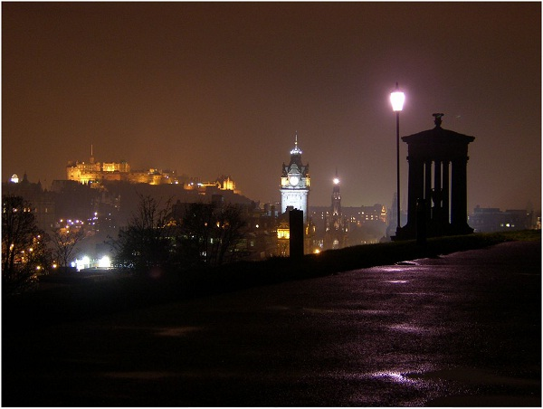 Edinburgh Castle.-Most Scariest Ghost Sightings Around The World