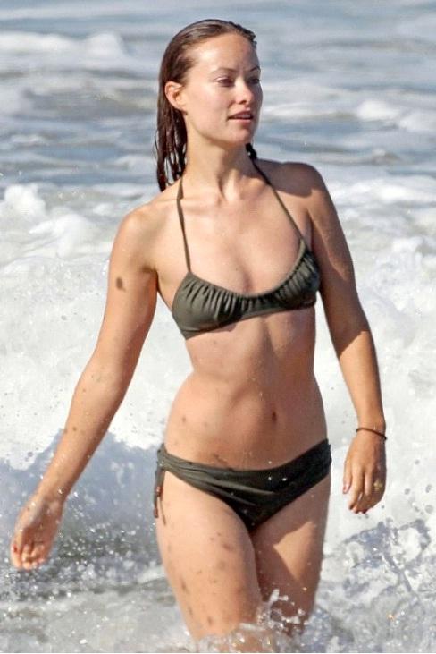Olivia Wilde-12 Hottest Bikini Pictures Of Popular Celebrities
