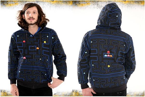 Pac-Man Hoodie-Cool Hoodies