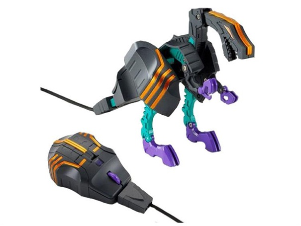 Trypticon Transforming Laser Mouse-Amazing Computer Mice