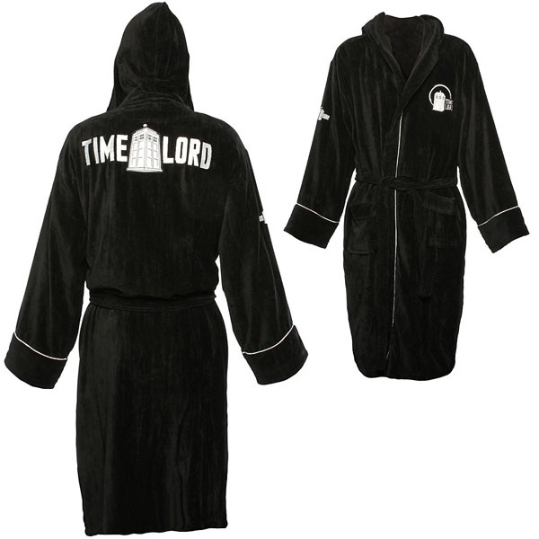 Dr Who-Amazing Geeky Robes