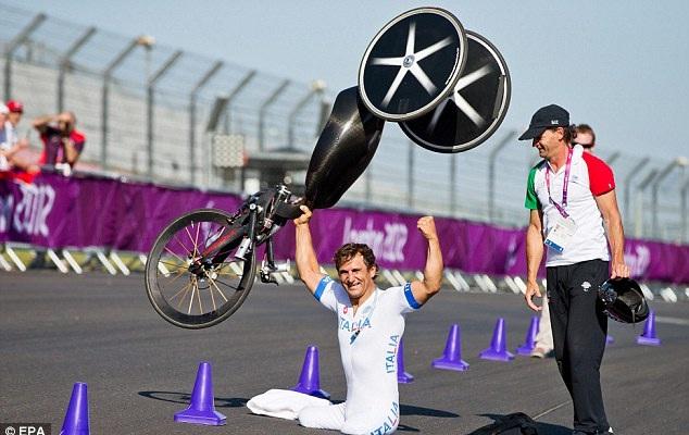 Alex Zanardi-Amazing People With Physical Disabilities
